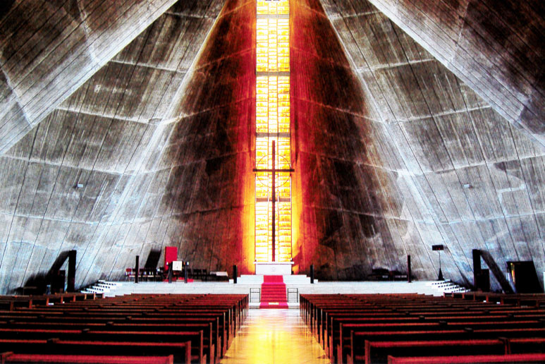 東京カテドラル聖マリア大聖堂礼拝堂