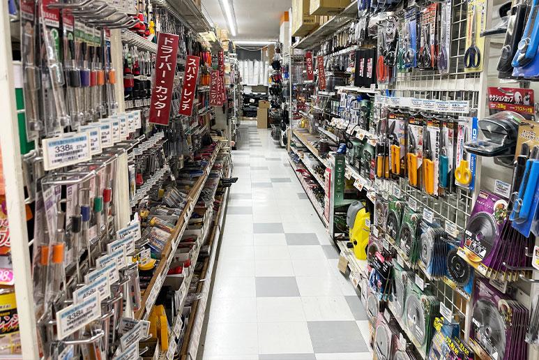 オリンピック白山店店内イメージ1