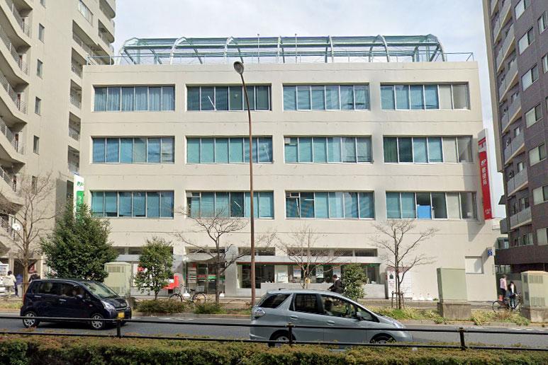 小石川郵便局外観